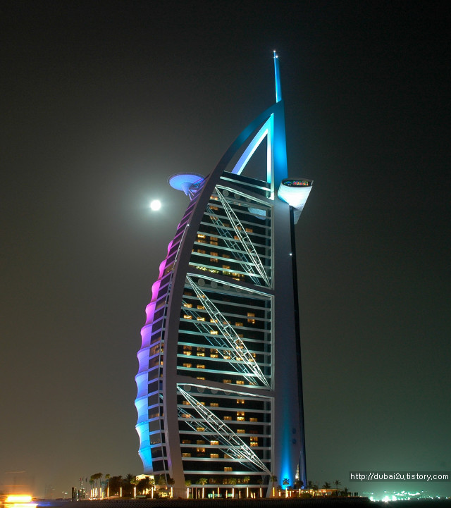 Travel Places Dubai 7 Star Hotel Images 2011
