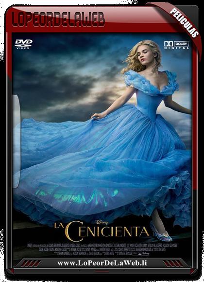 Cenicienta 2015 WEB-DL 720p Dual + Solo Ingles