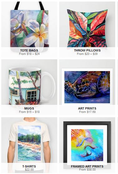 Products from Society6