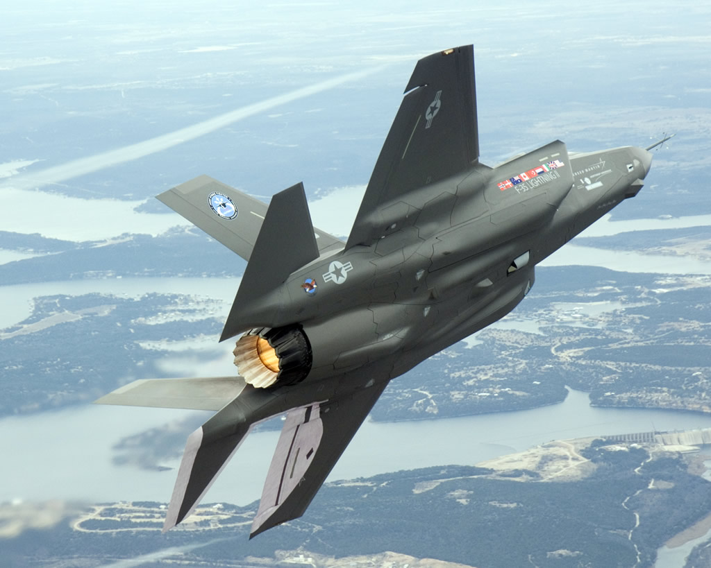 F 35 wallpapers