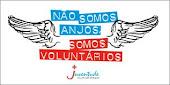 Sou Voluntária, por Amor aos irmãos!!!