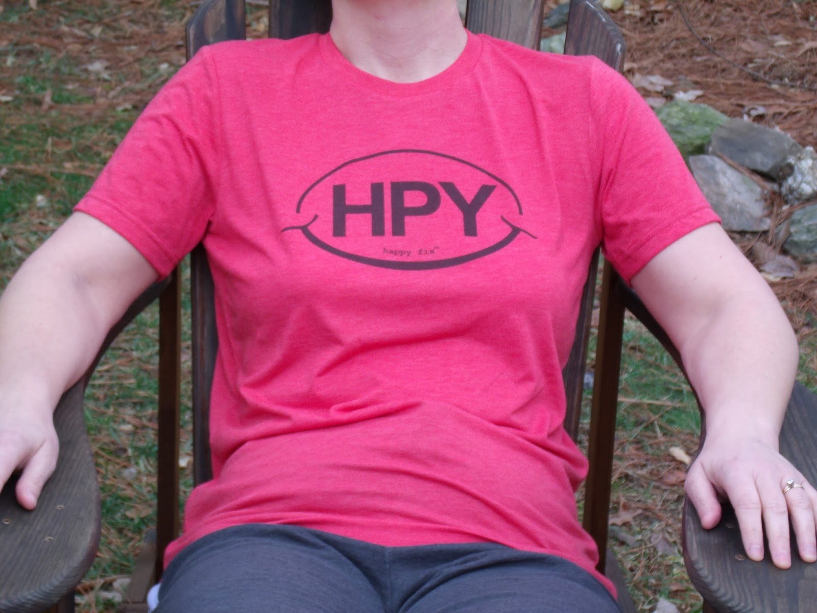 Get Your Happy Fix™ Made in USA Tee - $25
