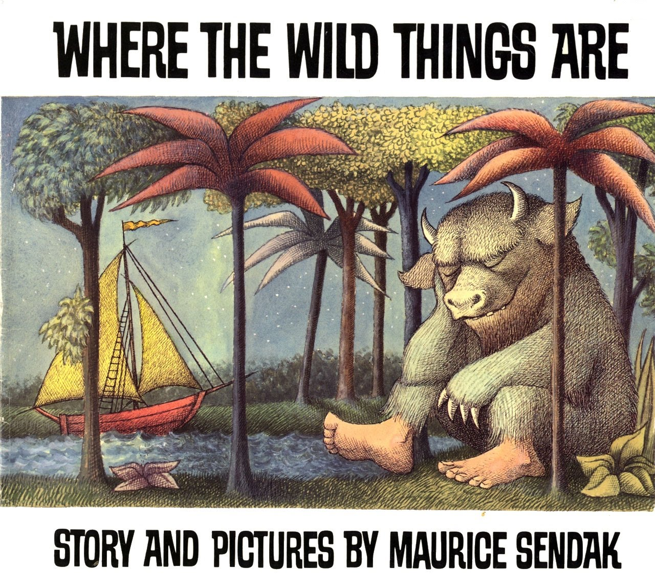 analysis where the wild things are Detailed analysis of characters in maurice sendak's where the wild things are  learn all about how the characters in where the wild things are such as max.