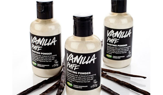 Vanilla Stimulant Sexual Arousal
