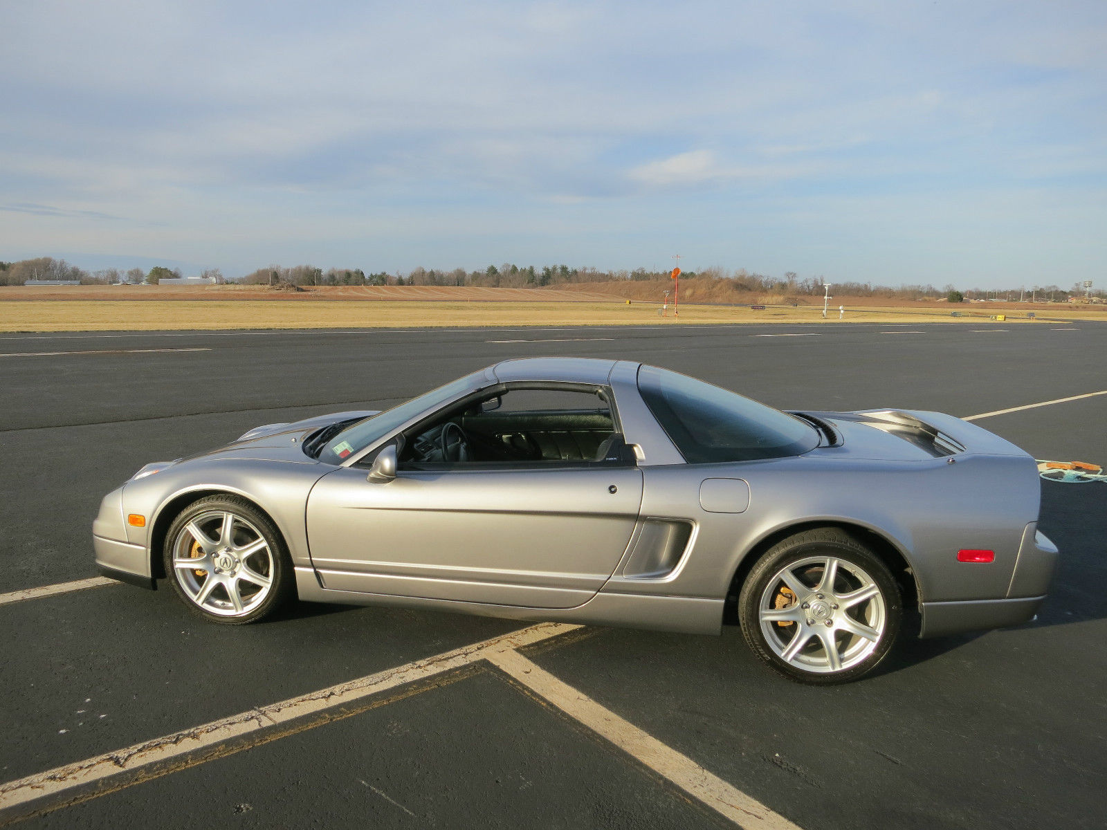 So Much Want 2002 Acura Nsx T With Only 7 5k Miles