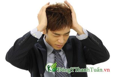 Căng thẳng thần kinh là nguyên nhân đau dạ dày