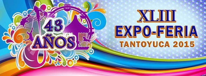 programa expo feria tantoyuca 2015