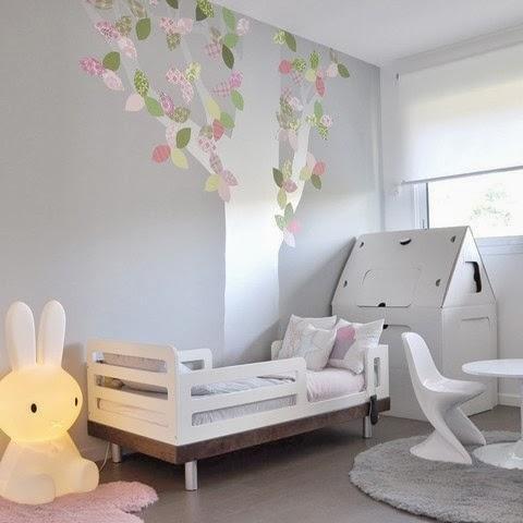 Ideas de Habitaciones para Niñas