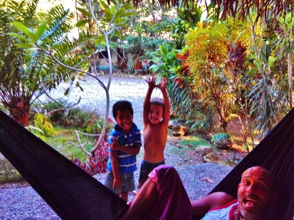 Cabinas Carol. Pavones. Costa Rica.