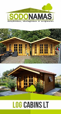 Sodonamas log cabins