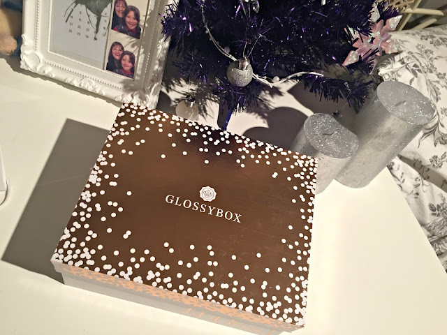 glossybox rose gold edition