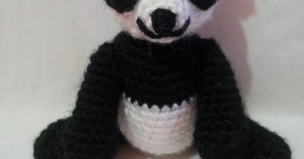 Amigurumi orgu Oyuncak Evi: Amigurumi orgu Panda ve ...