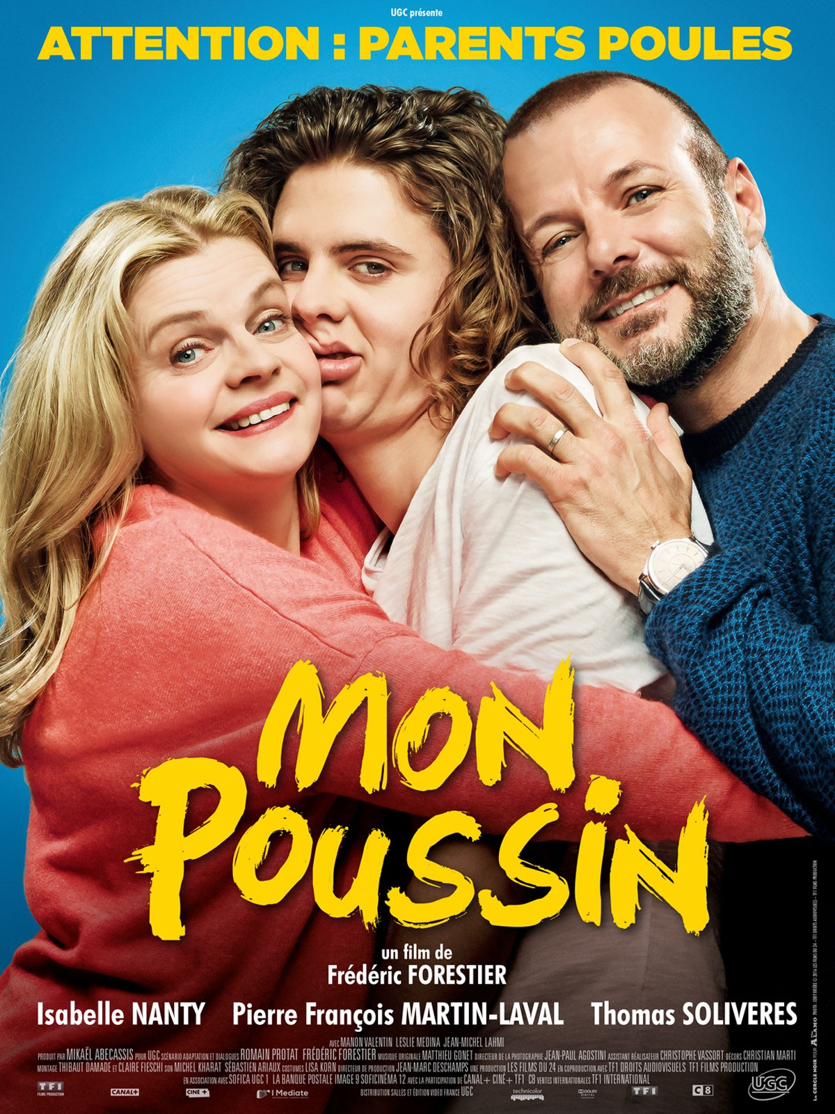 Mon poussin [HDRip] [Télécharger] [Streaming]