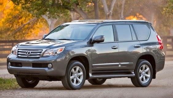 Giá xe oto lexus GX460: 3.766.000.000 VNĐ