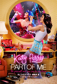 Katy Perry, Part of Me, movie, music