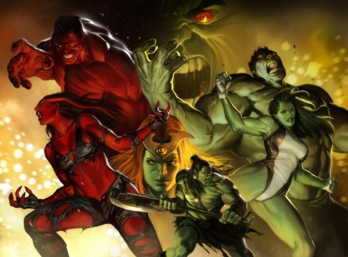 Red Hulk (Marvel Comics) Character Review - 6
