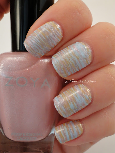 Fan Brush Mani