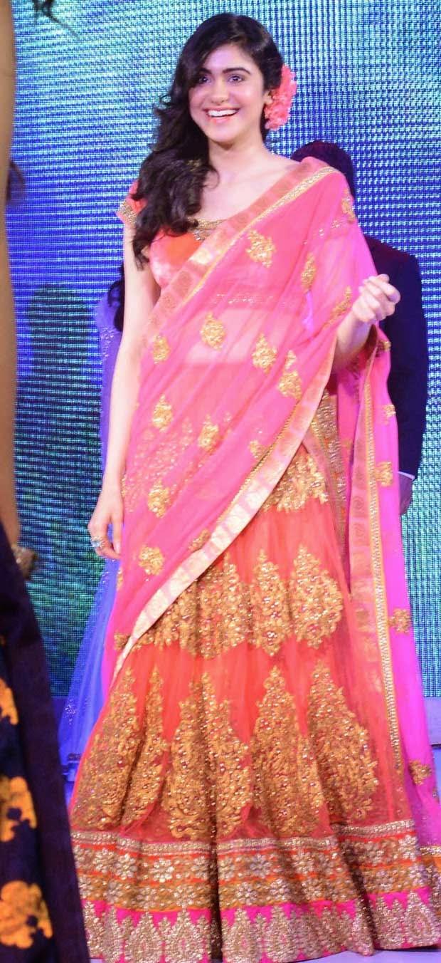 Adah Sharma at GR8! Women Awards 2014