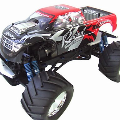 Monster Truck Nitro Gas RC