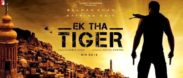 Ek Tha Tiger Music