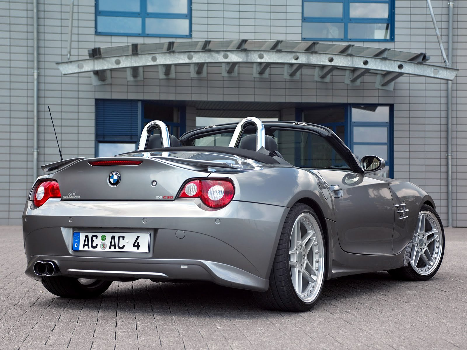 Car Revolution Bmw Z4