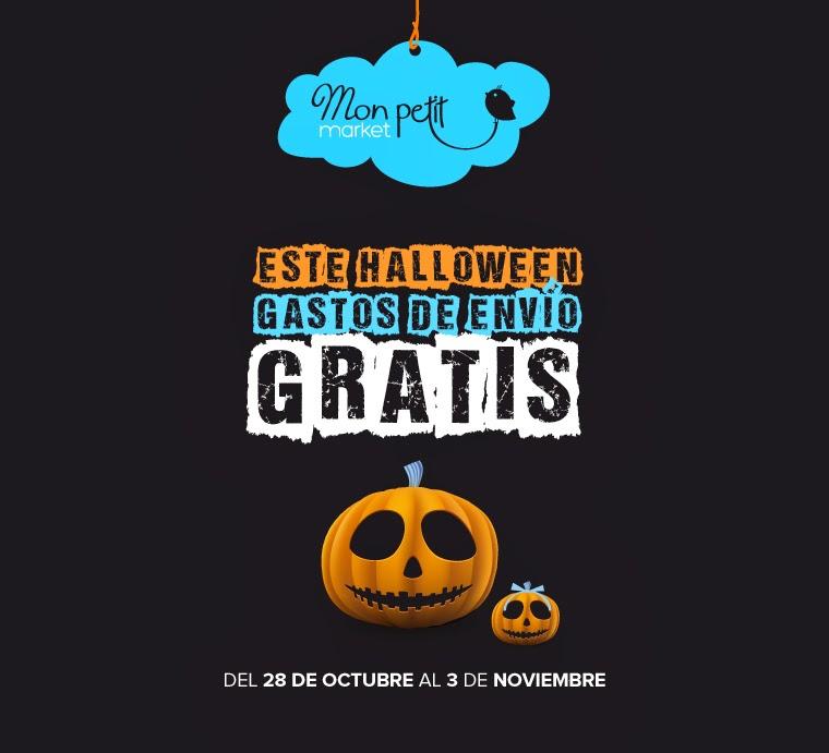 Promocion Halloween Mon Petit Market