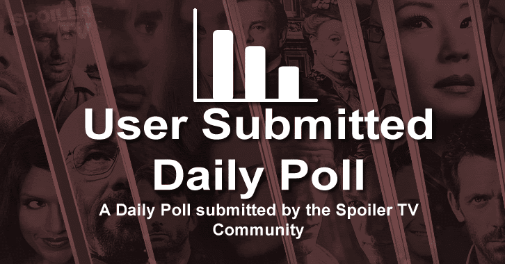 USD POLL : Which new network show are you most looking forward to?