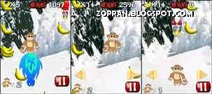 monkey jump games java terbaru