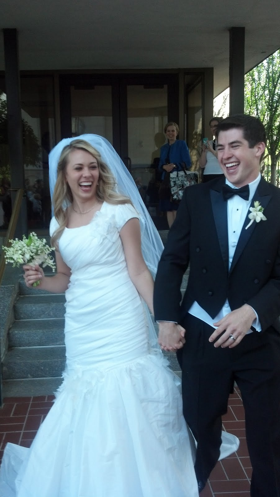 All About the Maxwell\'s: Tim and Whitney Wedding!