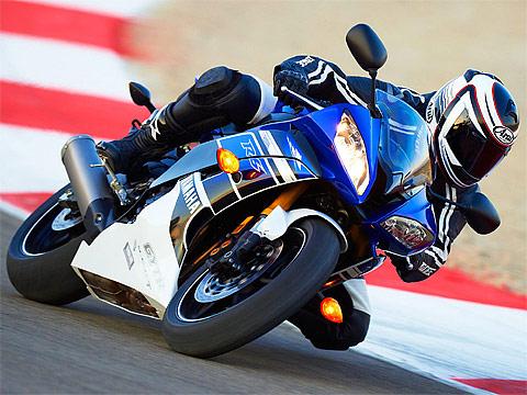 Gambar Motor 2013 Yamaha YZF-R6, 480x360 pixels