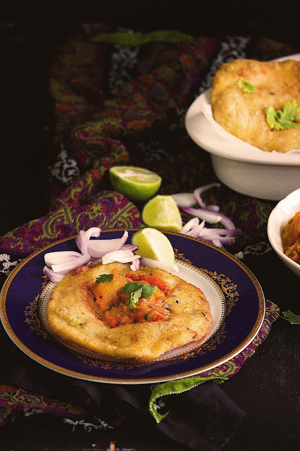 how to prepare bengali style fish kachori