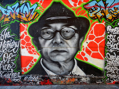 Respect SF Old School, In Memory of Pico Sanchez – Mel Waters, DNO