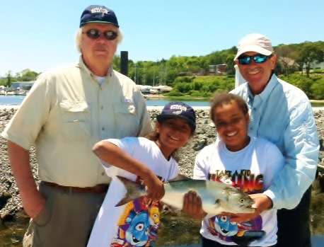 Take a kid fishing big success college savings plans of for Rhode island saltwater fishing regulations