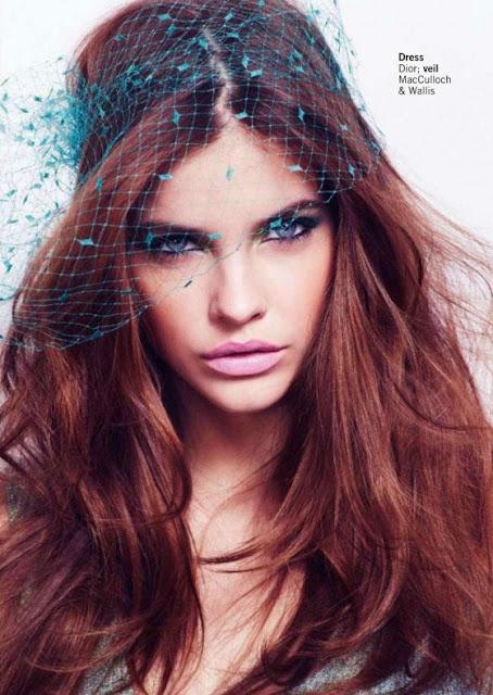 barbara palvin włosy