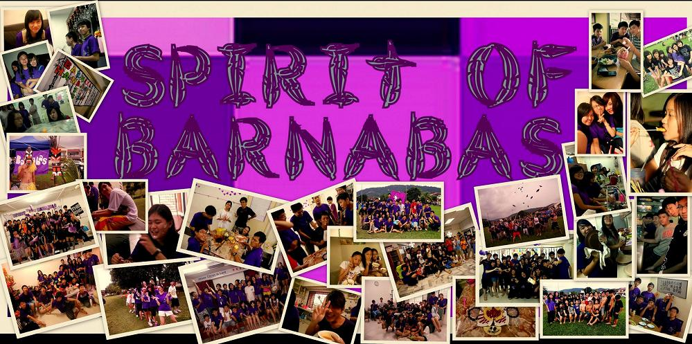 The Spirit Of Barnabas 2011 !