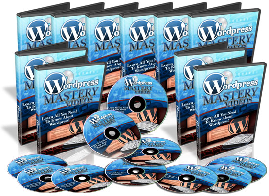 Unleash The Full Power of Wordpress... With These 30 Step-By-Step Tutorial Videos!