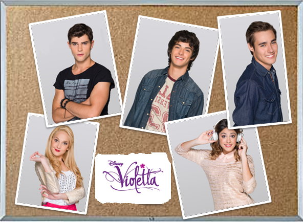 Madmoizelle violetta saison 2 - Musique violetta saison 2 ...