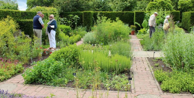 Havefolket: en urtehave med sjÆl