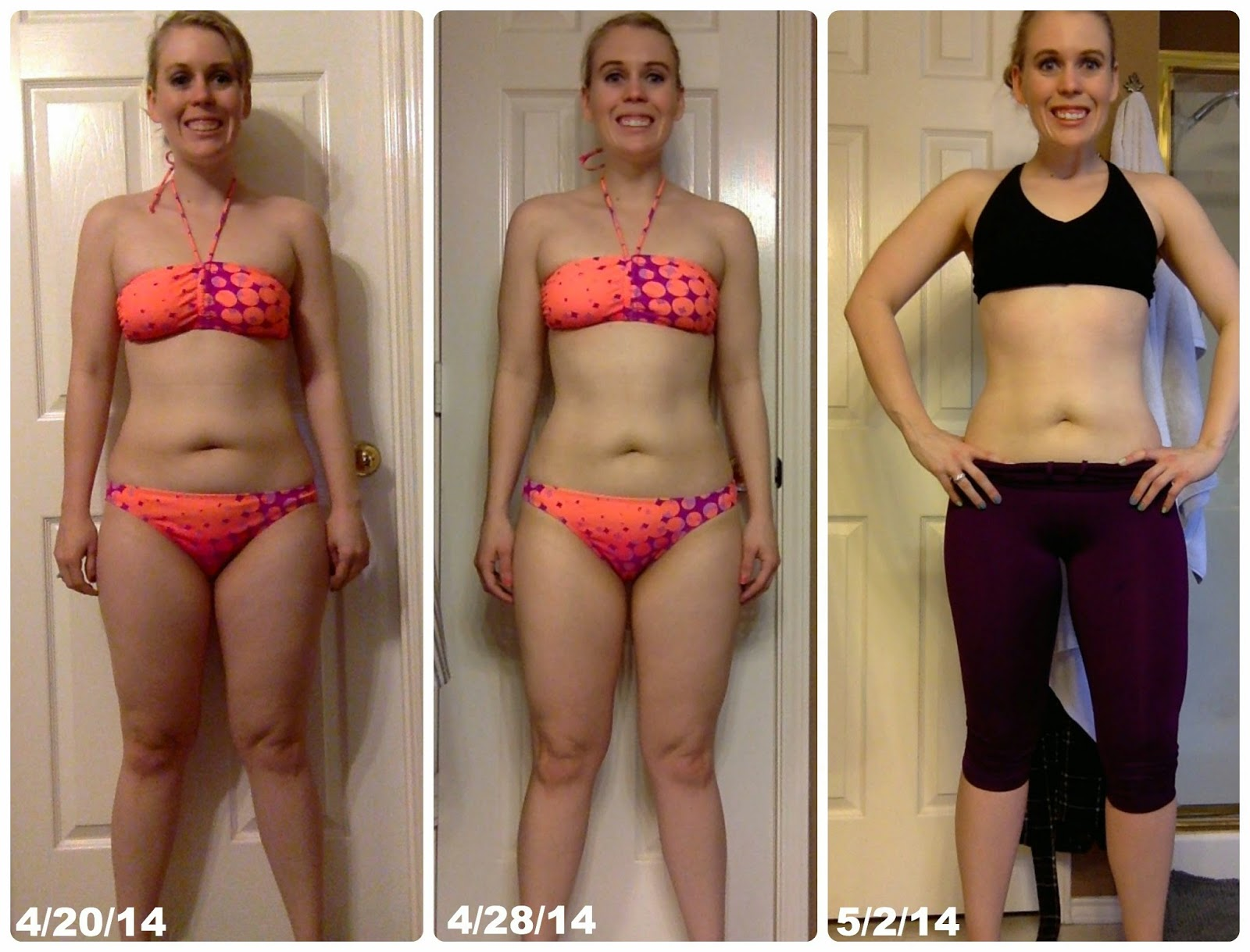 It's My Evolution: 21 Day Fix, Round One Results