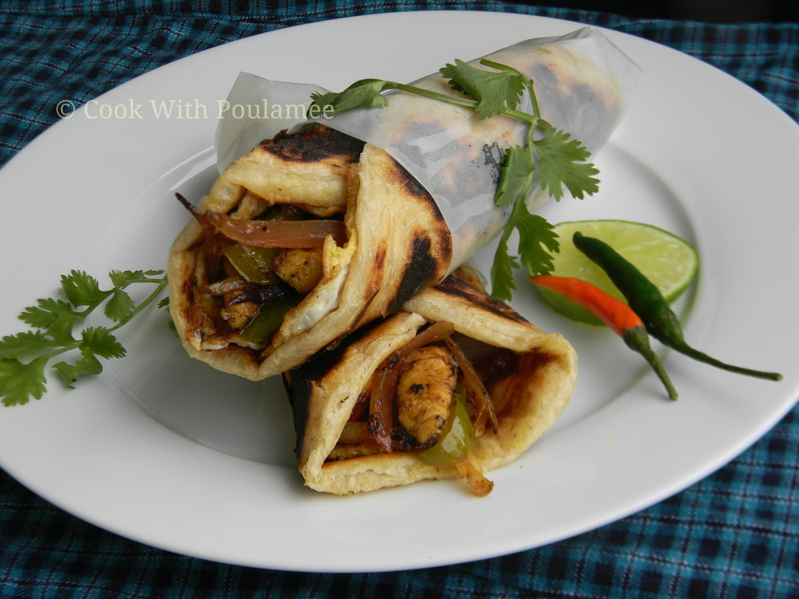 Cook with poulamee egg chicken kathi roll a famous street food cook with poulamee egg chicken kathi roll a famous street food from kolkata forumfinder Image collections