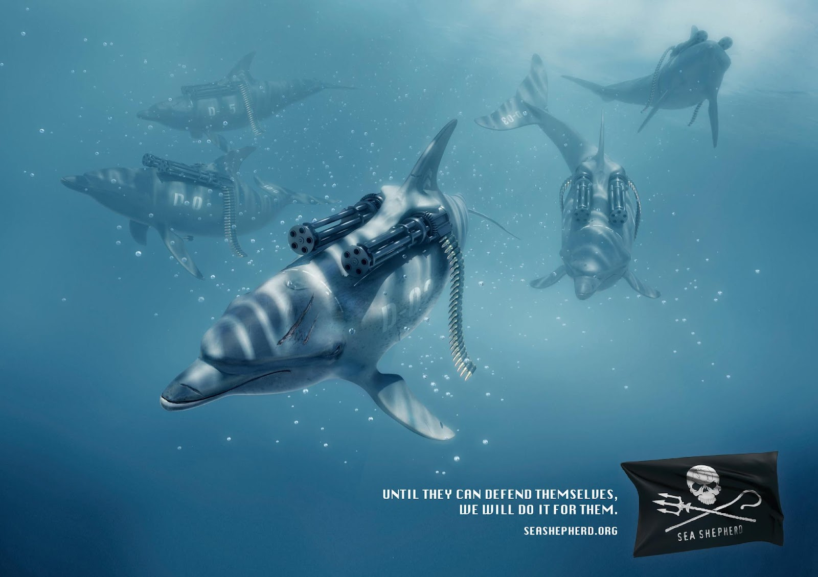 space dolphin machine gun