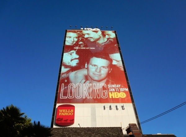Giant Looking season 2 billboard