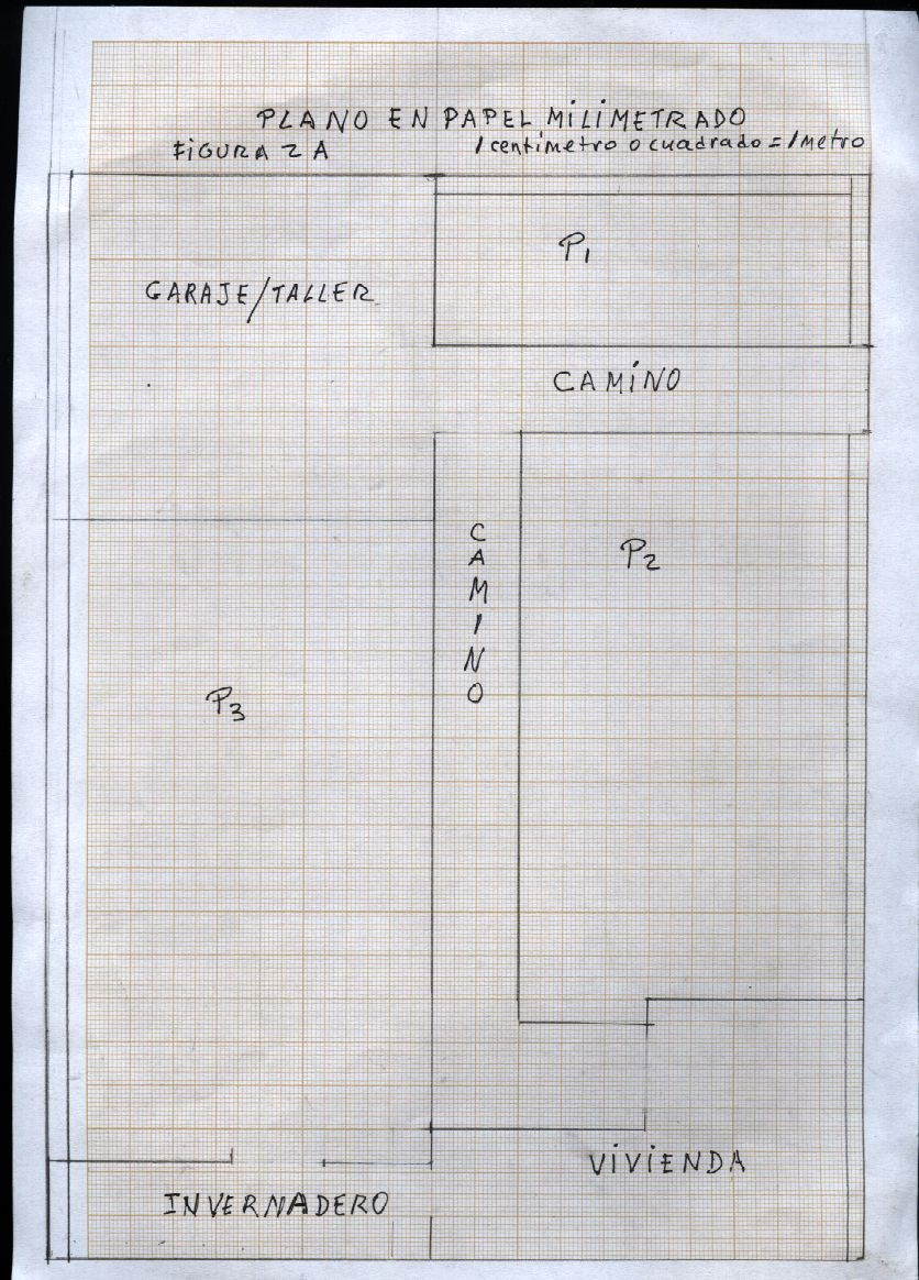 Formaci n en jardiner a como se proyecta o dise a un jard n for Hacer planos a escala