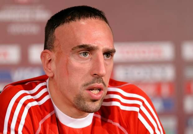 Ribery: I don't care whether Ronaldo attends Ballon d'Or gala