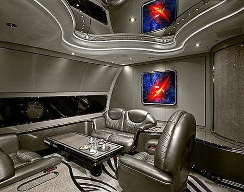 Amazing Aircraft Interior Design 100knot