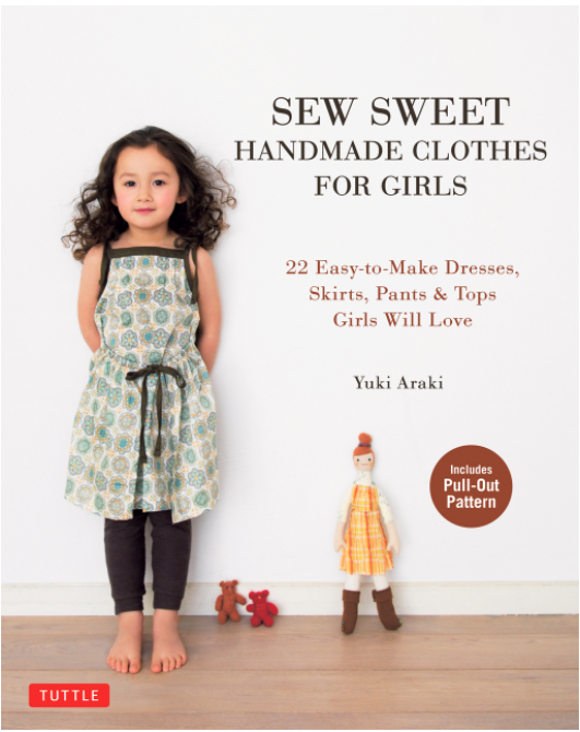 Sew Sweet Handmade Clothes For Girls Book Review Elegance Elephants