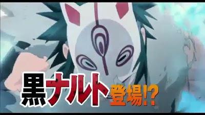 Menma Bertopeng - Siapakah Menma ? Versi Lain Naruto di Road to Ninja