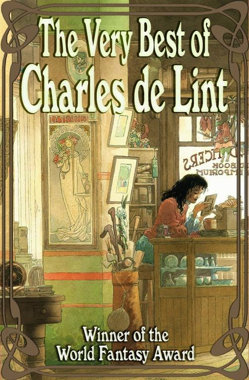 https://www.goodreads.com/book/show/24656812-the-very-best-of-charles-de-lint