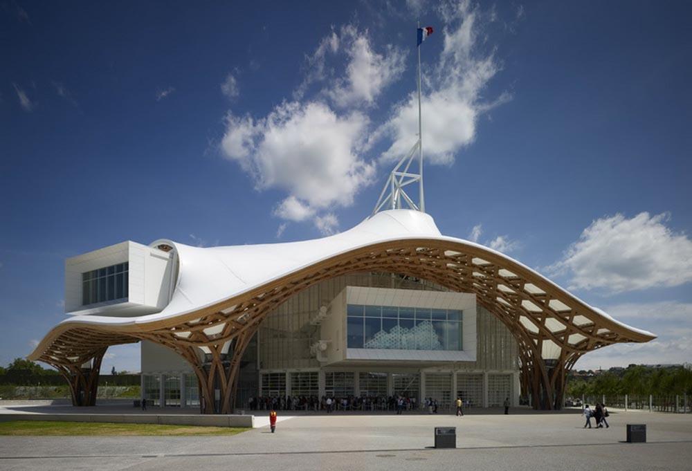 Design Ideas: Museum Design | Centre Pompidou-Metz | France ...