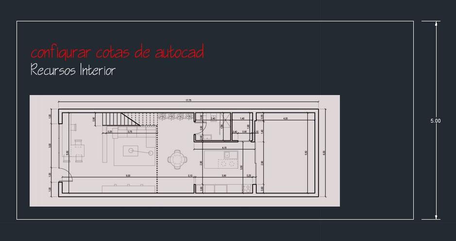 Manual para configurar cotas en autocad recursos for Hacer planos en linea